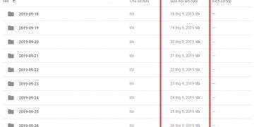 Backup Directadmin lên Google Drive