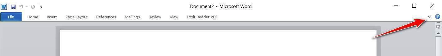 Hiển thị thanh công cụ trong Word 2003, 2007, 2010