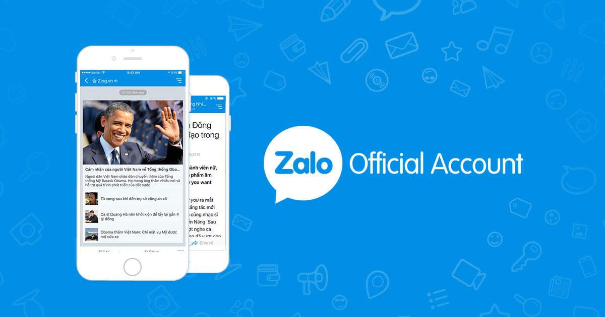 Zalo Official Account