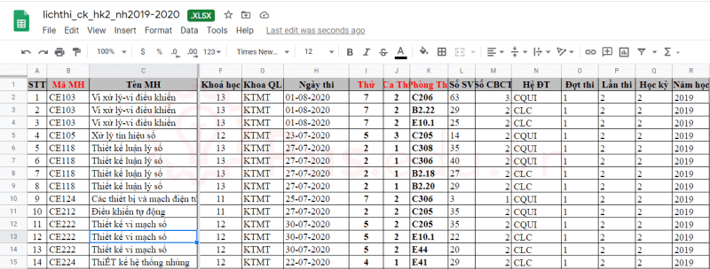 cach co dinh dong va cot trong excel 32