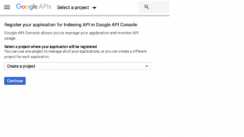 google indexing api 4 e1603129466165