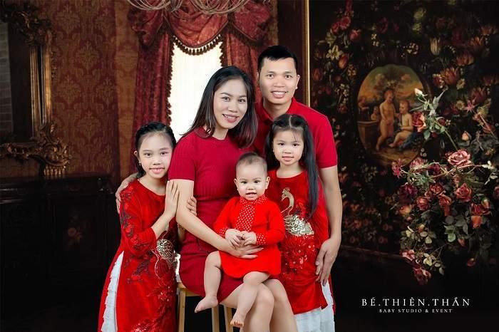 studio chụp ảnh gia đình đẹp ở hải phòng