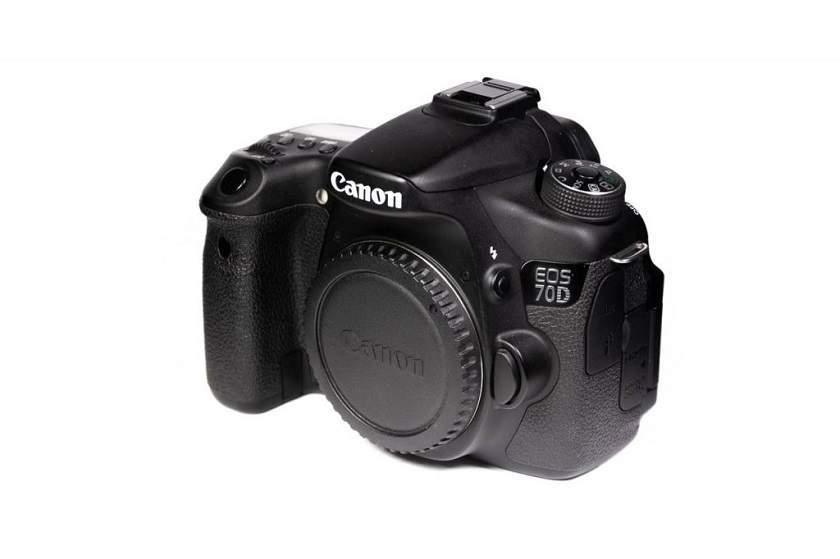 máy ảnh canon chụp ảnh được