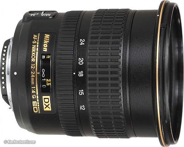 Nikon 12-24mm F/4 G IF/ED