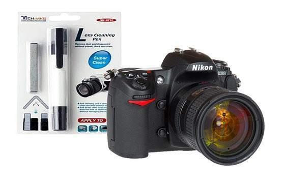 Hướng dẫn cách vệ sinh máy ảnh DSLR